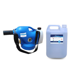 covid fogger machine